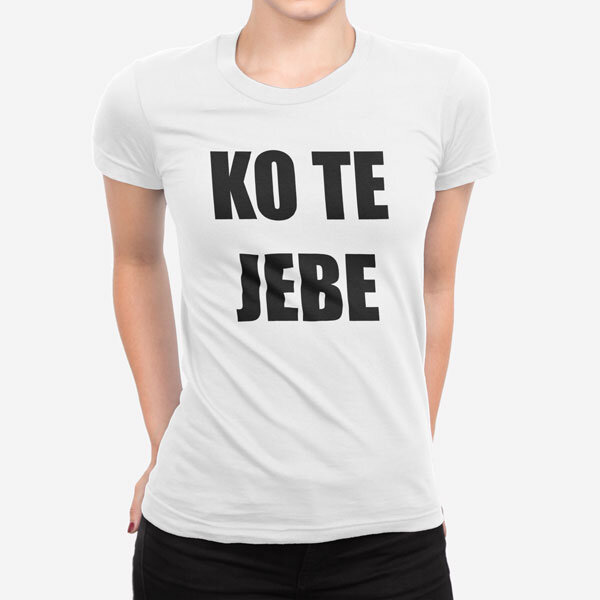 Ženska kratka majica