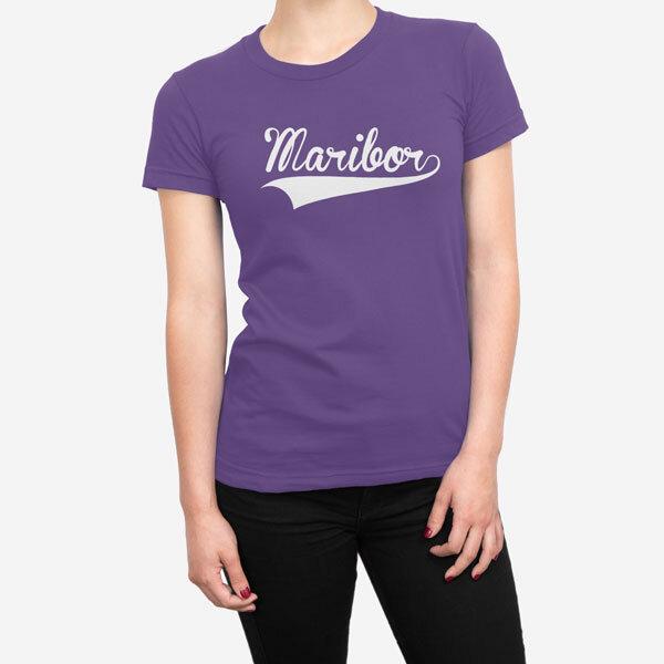Ženska kratka majica Maribor