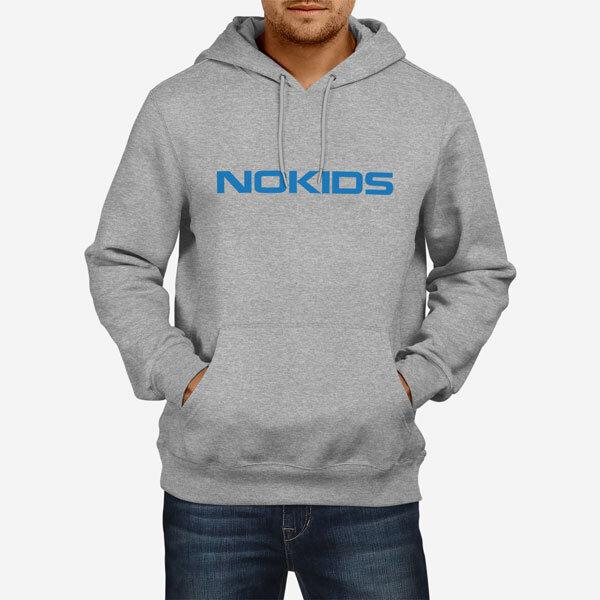 Moški pulover s kapuco Nokids
