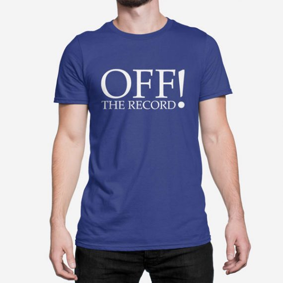 Moška kratka majica Off Record