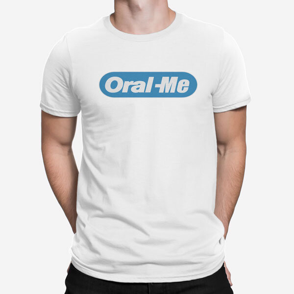 Moška kratka majica Oral me