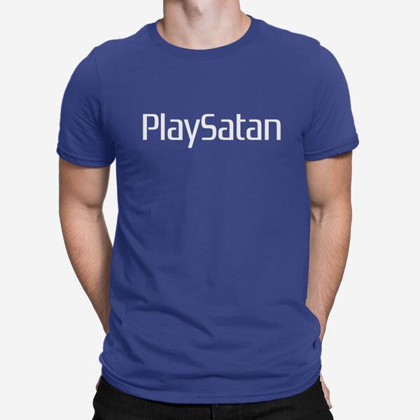 Moška kratka majica PlaySatan