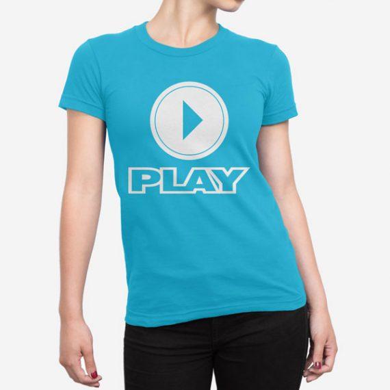 Ženska kratka majica Play