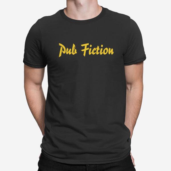 Moška kratka majica Pub Fiction
