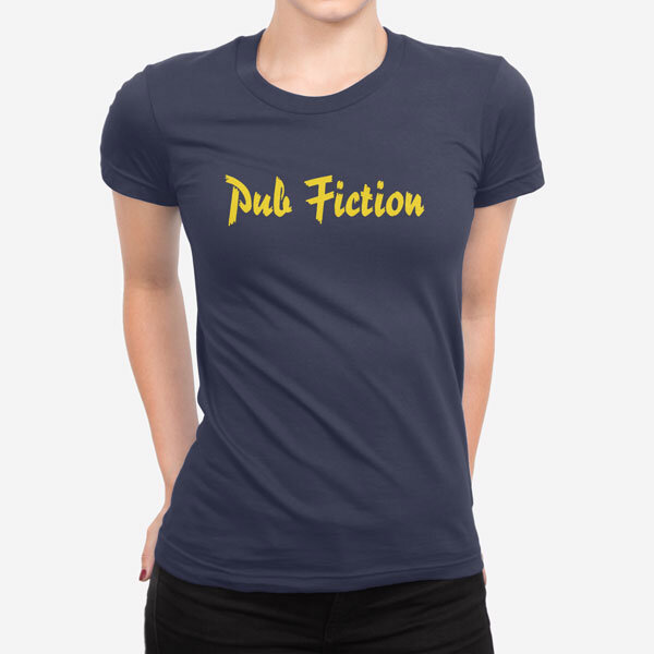 Ženska kratka majica Pub Fiction