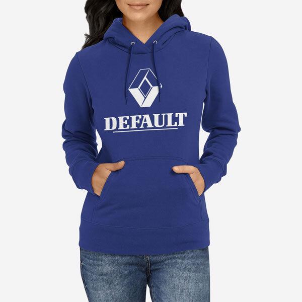 Ženski pulover s kapuco Default
