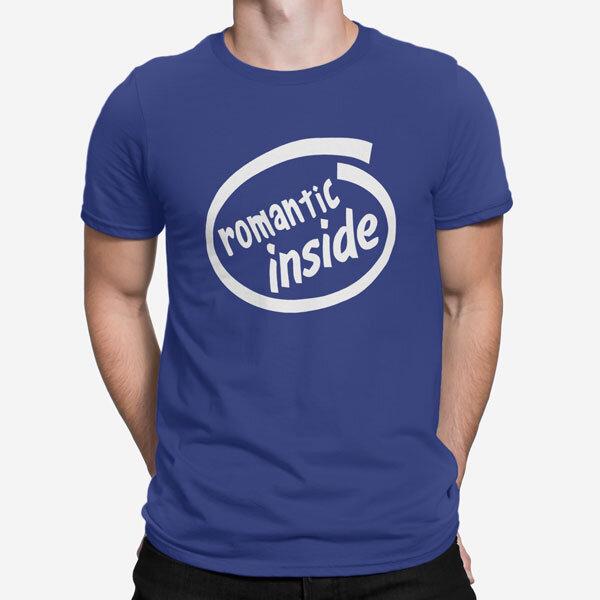 Moška kratka majica Romantic Inside
