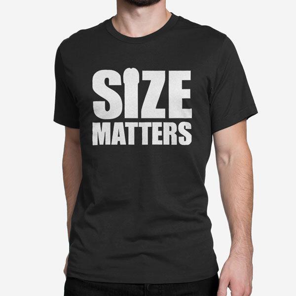 Moška kratka majica Velikost