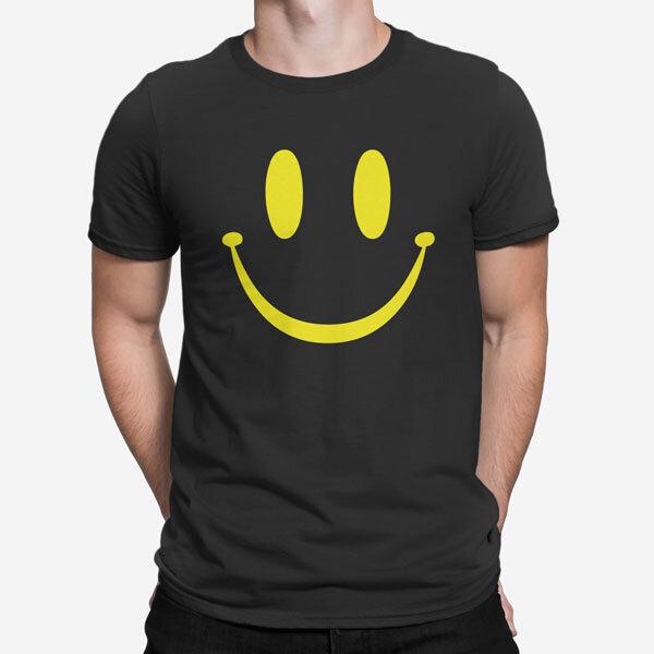 Moška kratka majica Smile