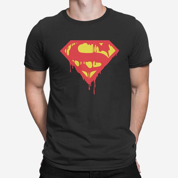 Moška kratka majica Superblood