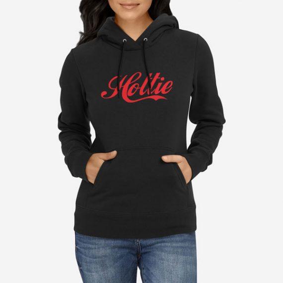 Ženski pulover s kapuco Hottie