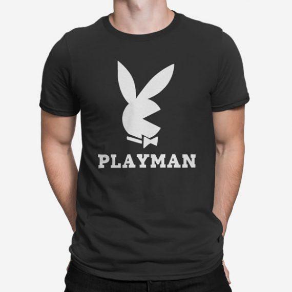 Moška kratka majica Playman