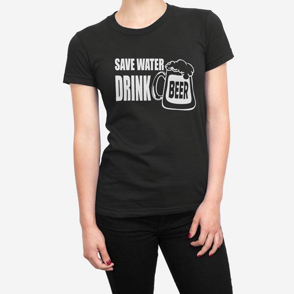 Ženska kratka majica Save Water