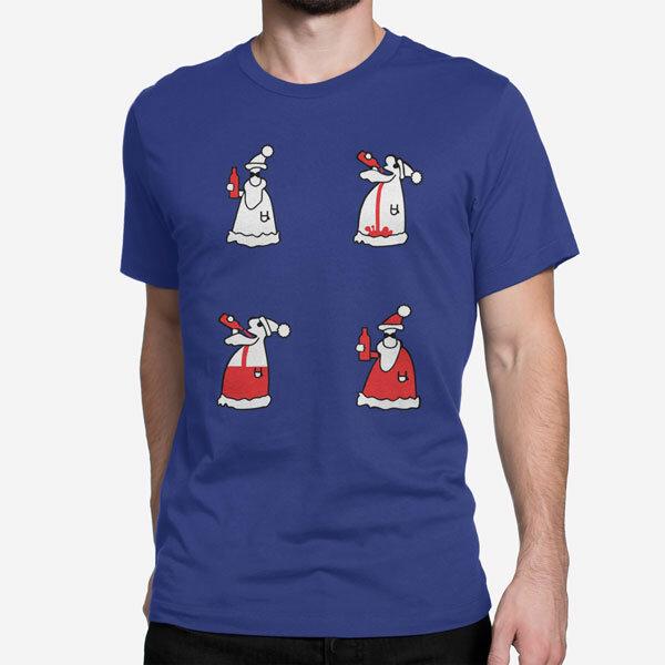 Moška kratka majica Vinjen Božiček