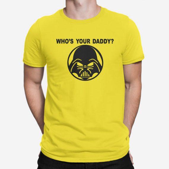 Moška kratka majica Whos Your Daddy