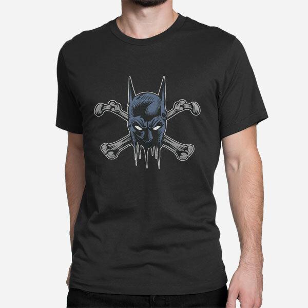 Moška kratka majica Batbones