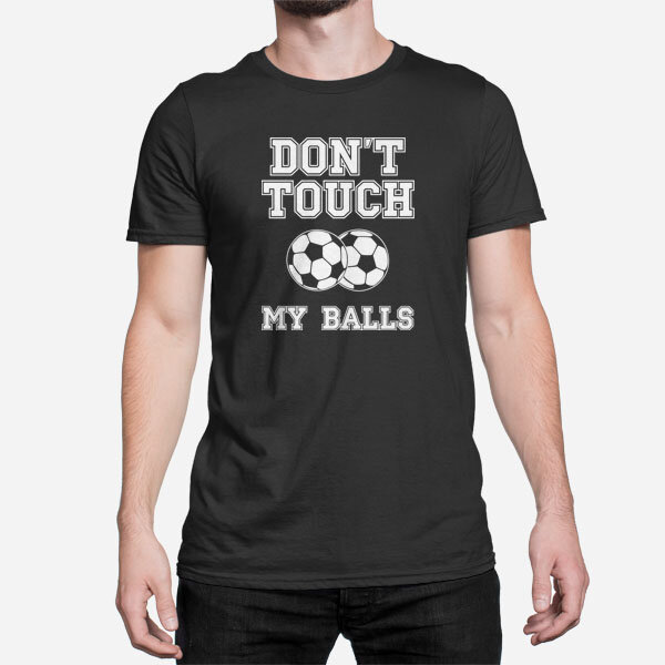 Moška majica Ne šlataj