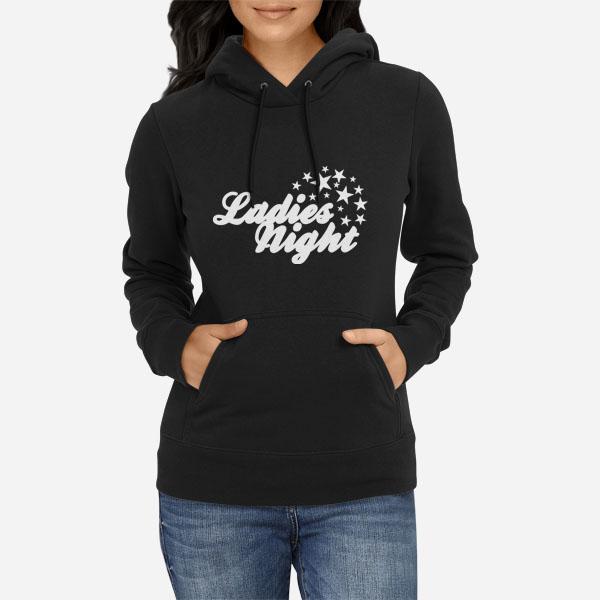 Ženski pulover s kapuco Ladies Night