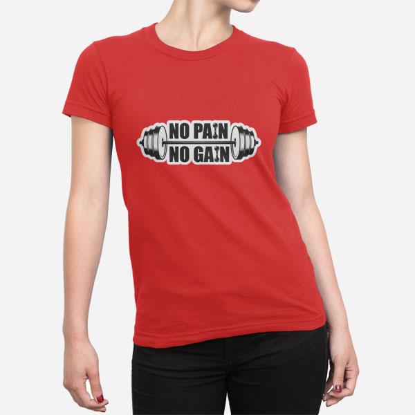Ženska majica No Pain