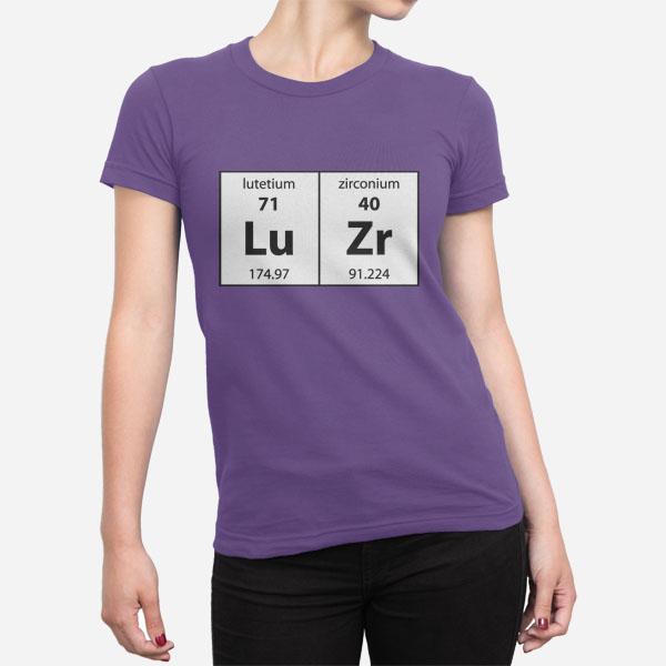 Ženska kratka majica Luzr
