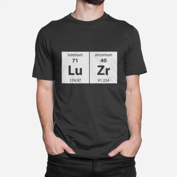 Moška kratka majica Luzr