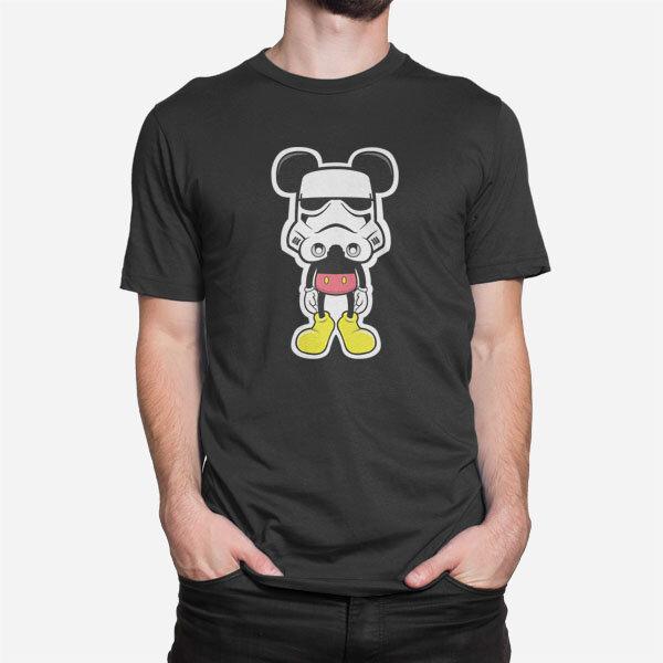 Moška kratka majica Miki Vader