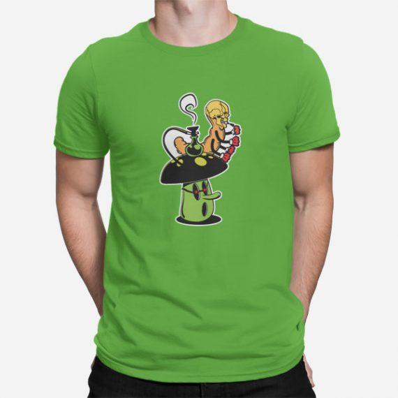 Moška kratka majica Vodna pipa