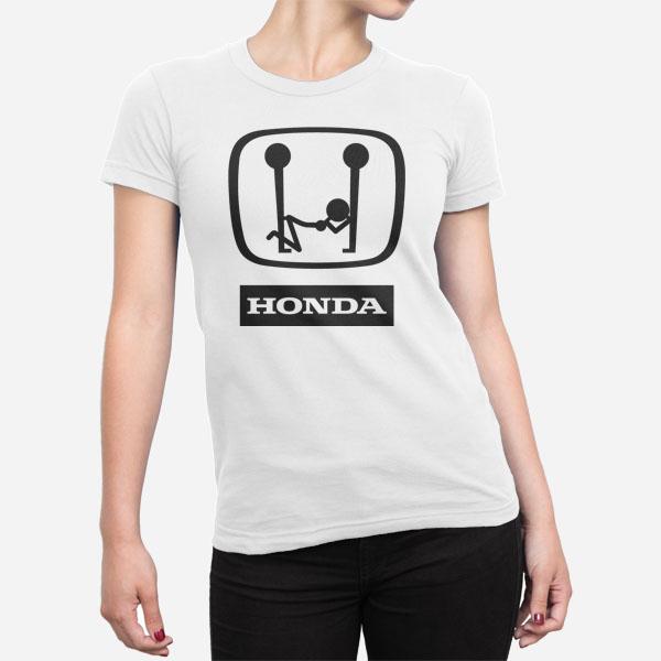Ženska kratka majica Honda