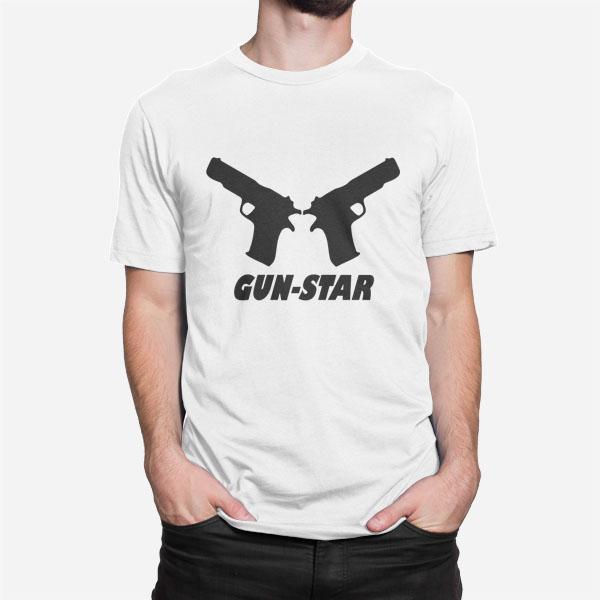 Moška kratka majica Gun Star