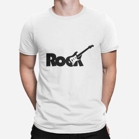 Moška kratka majica Rock kitara