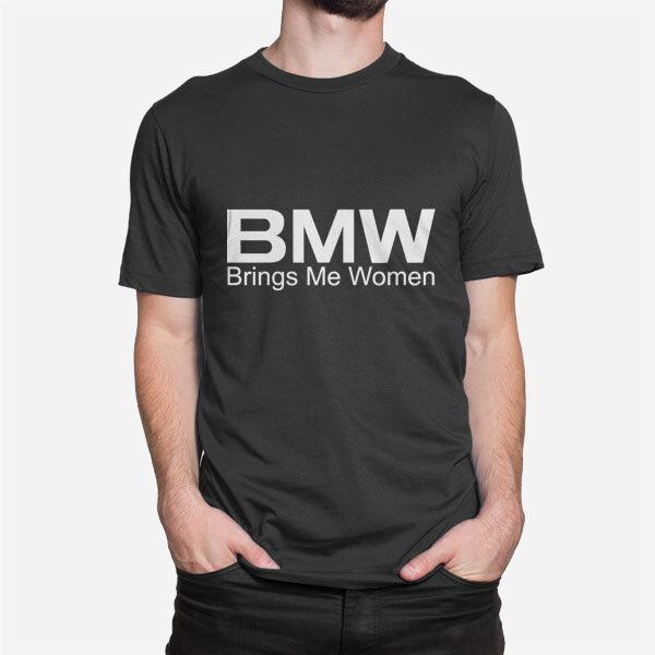 Moška kratka majica BMW