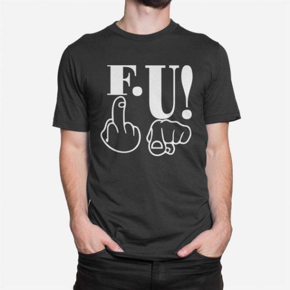 Moška kratka majica F. U.