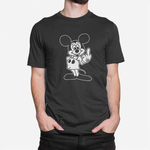 Moška kratka majica Miki sredinec