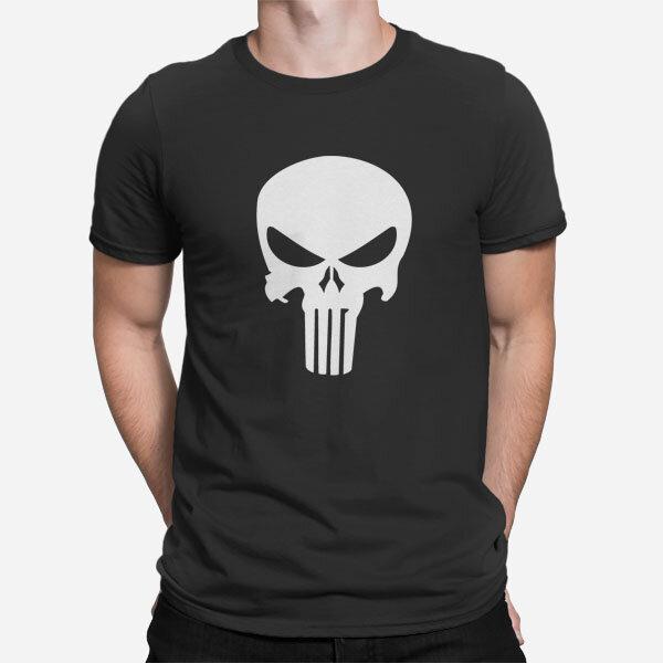 Moška kratka majica Punisher
