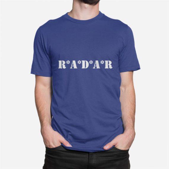 Moška majica Radar