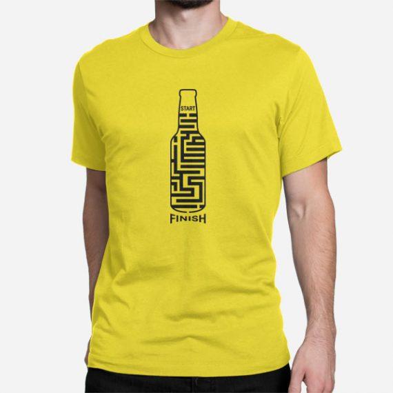 Moška kratka majica Labirint