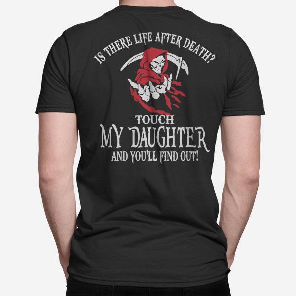 Moška kratka majica Moja Hči