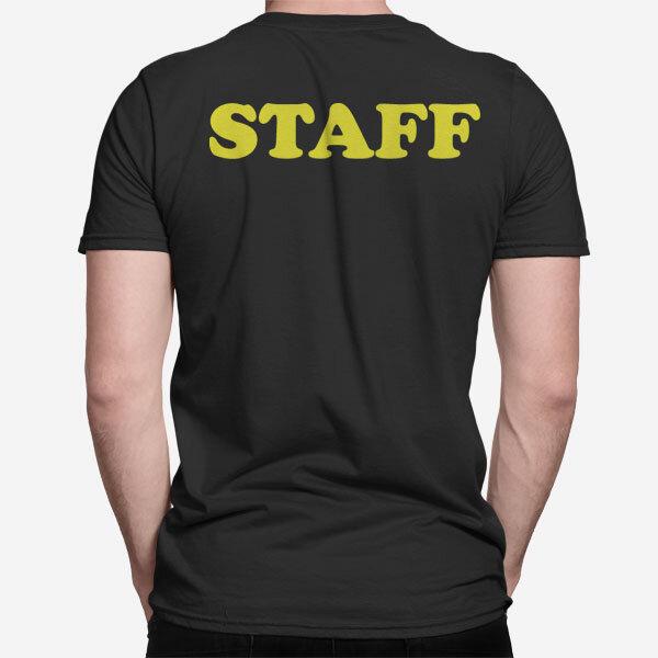 Moška kratka majica Staff