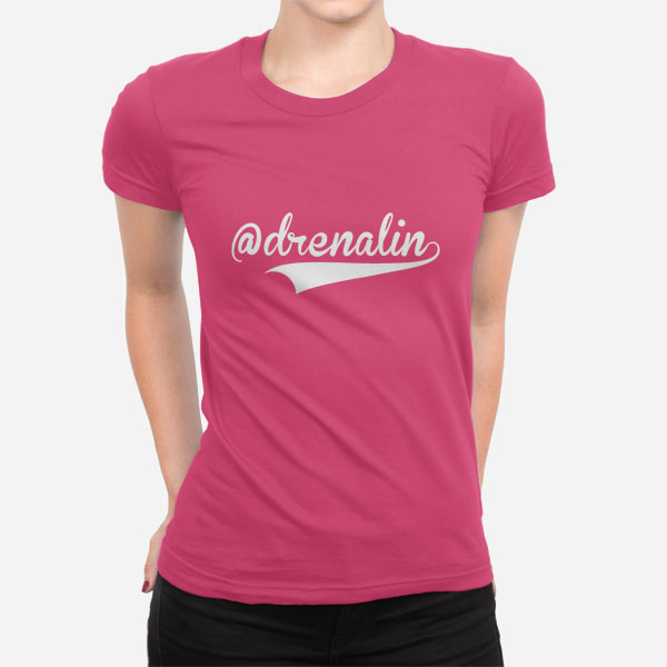 Ženska kratka majica Adrenalin