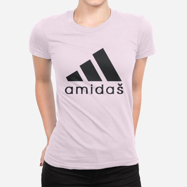 Ženska kratka majica Amidash