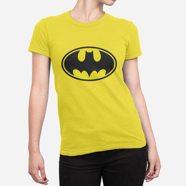 Ženska kratka majica Batman