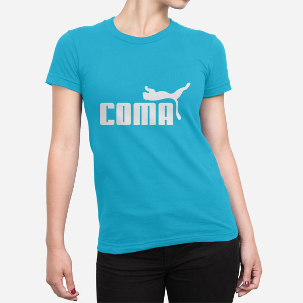 Ženska kratka majica Coma