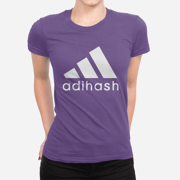 Ženska kratka majica Adihash