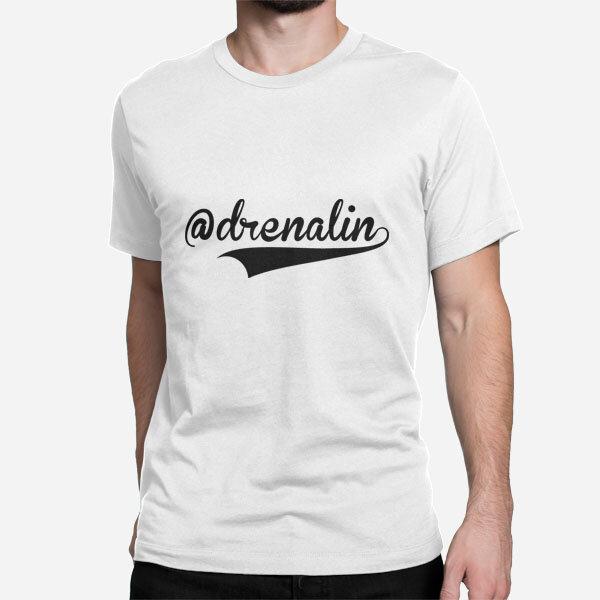 Moška kratka majica Adrenalin