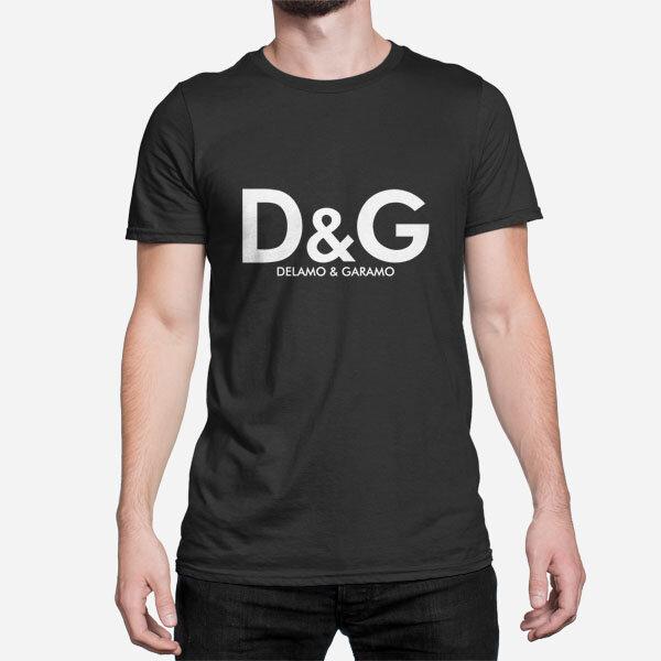 Moška kratka majica Delamo in Garamo