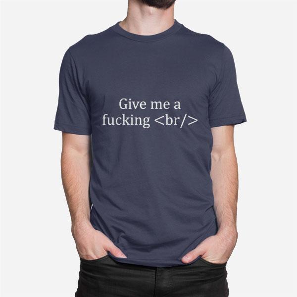 Moška kratka majica Break