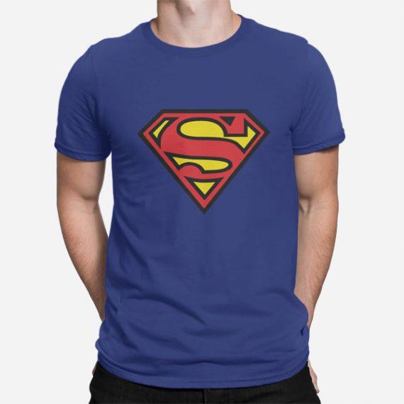 Moška kratka majica Superman