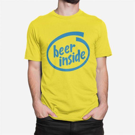Moška kratka majica Beer Inside