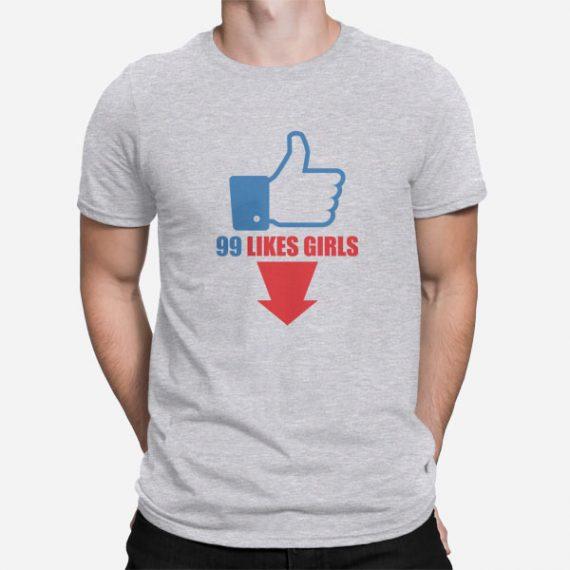 Moška kratka majica 99 všeškov
