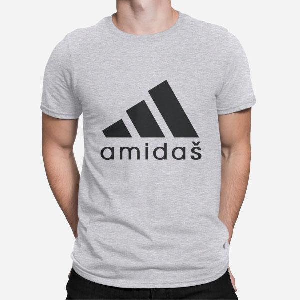 Moška kratka majica Amidash